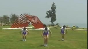 Hot ! 第二套全国中学生广播体操《时代在召唤》
