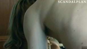 Virginie Efira Sexy Scene from 'un Amour Impossible' on ScandalPlanet.Com