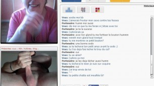 Chatroulette : French Mature Want My Cum