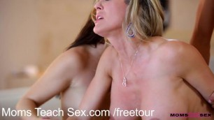 Cum swapping mommy