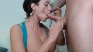 Busty Wife Live Show